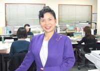 小出絹恵税理士事務所 税理士 小出絹恵先生をご紹介!!