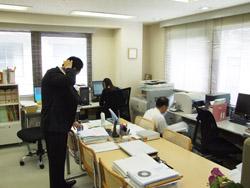 小橋川会計事務所の風景