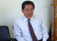 相模原市 行政書士 石田法務事務所の石田勝久先生を取材!! 写真1