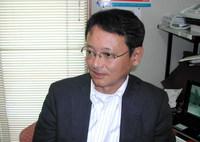 練馬区 税理士 庭田会計事務所の庭田愼一郎先生を取材!! 写真2