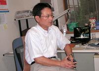 練馬区 税理士 庭田会計事務所の庭田愼一郎先生を取材!! 写真1