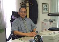 横浜市 税理士・行政書士 山下会計事務所の山下和益先生を取材!!  写真3