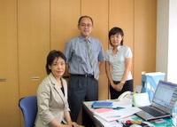 横浜市 税理士・行政書士 山下会計事務所の山下和益先生を取材!!  写真5
