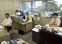 新宿区 保険コンサルタント・中小企業診断士 株式会社東京セントラルの野田哲男社長を取材!!  写真2