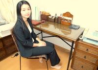 千葉市 社会保険労務士 オフィスPOM うえの社労士事務所の上野由佳先生を取材!! 写真1