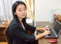 千葉市 社会保険労務士 オフィスPOM うえの社労士事務所の上野由佳先生を取材!! 写真4