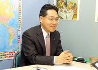 台東区 行政書士 伊藤浩行政書士事務所の伊藤浩先生を取材!!  写真3