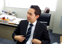 千代田区 社会保険労務士 M&A社会保険労務士事務所の菊池正典先生、井上新先生を取材!!  写真4