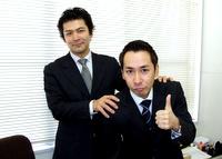 千代田区 社会保険労務士 M&A社会保険労務士事務所の菊池正典先生、井上新先生を取材!!  写真5