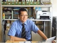 中野区 行政書士 林幹国際法務事務所の林幹先生を取材!! 写真1