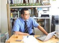 中野区 行政書士 林幹国際法務事務所の林幹先生を取材!! 写真3