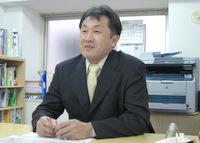 新宿区 行政書士 行政書士ないとう事務所の内藤正樹先生を取材!!  写真4