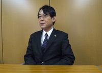 練馬区 行政書士 杉本行政書士事務所の杉本賢一先生を取材!!  写真2