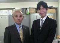 中央区 税理士 井上郷税理士事務所の井上郷先生を取材!! 写真5