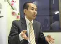 中央区 税理士 藤森税理士事務所の藤森雅仁先生を取材!! 写真1