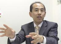 中央区 税理士 藤森税理士事務所の藤森雅仁先生を取材!! 写真2