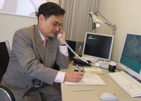 三鷹市 税理士 さいとう会計事務所の齊藤武先生を取材!! 写真3