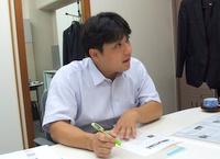 渋谷区 税理士 行政書士 大平税理士事務所の大平清貴先生を取材!! 写真1