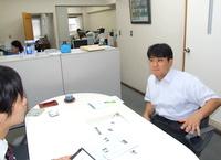 渋谷区 税理士 行政書士 大平税理士事務所の大平清貴先生を取材!! 写真3