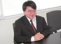 中央区 弁理士 行政書士 WIN国際特許事務所の小澤信彦先生を取材!! 写真1