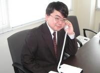 中央区 弁理士 行政書士 WIN国際特許事務所の小澤信彦先生を取材!! 写真3