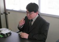 中央区 弁理士 行政書士 WIN国際特許事務所の小澤信彦先生を取材!! 写真2
