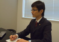 新宿区 社会保険労務士 株式会社リーガルネットワークスの勝山竜矢先生をご紹介!! 写真2