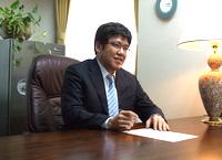 新宿区 税理士 八千代会計事務所 第2の藤井統一先生を取材!! 写真1