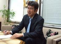 新宿区 税理士 八千代会計事務所 第2の藤井統一先生を取材!! 写真4