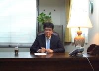 新宿区 税理士 八千代会計事務所 第2の藤井統一先生を取材!! 写真5