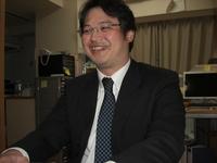 板橋区 税理士 鴻上会計事務所   鴻上和秀先生を取材!! 写真2