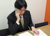 渋谷区 司法書士 渋谷司法書士オフィスの仲川憲行先生を取材!! 写真1