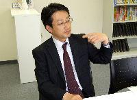 千代田区  神田 税理士 宮田敏弘事務所の宮田敏弘先生を取材! 写真3