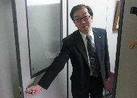 千代田区 神田 行政書士 高橋行政書士事務所の高橋俊之先生を取材!! 写真2