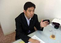 江戸川区 司法書士 高橋司法書士事務所の高橋先生を取材!! 写真1