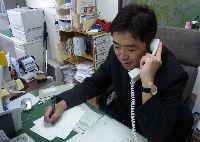 江戸川区 司法書士 高橋司法書士事務所の高橋先生を取材!! 写真2
