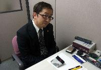 千代田区 神田 行政書士 高橋行政書士事務所の高橋俊之先生を取材!! 写真4