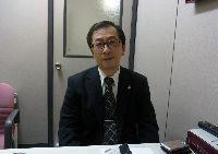 千代田区 神田 行政書士 高橋行政書士事務所の高橋俊之先生を取材!! 写真1