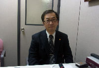 千代田区 神田 行政書士 高橋行政書士事務所の高橋俊之先生を取材!! 写真5