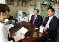 渋谷区 渋谷 税理士 田中會計事務所の田中先生を取材!! 写真5