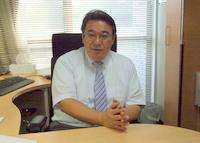 新宿区 社会保険労務士 金子経営労務事務所の金子豊先生を取材!! 写真
