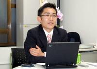 中央区 司法書士 司法書士木藤事務所の木藤正義先生を取材!! 写真