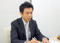 新宿区 司法書士 土地家屋調査士 もみき司法書士・土地家屋調査士事務所の籾木哲先生を取材!! 写真