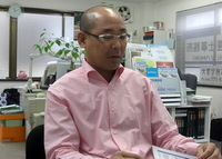 大和市 税理士 大栗学税理士事務所の大栗学先生を取材!! 写真