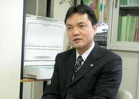 武蔵野市 税理士 田中良武先生を取材!! 写真