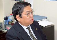 藤沢市 行政書士 山崎行政法務事務所の山崎正幸先生を取材!! 写真