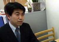 新事業支援・起業支援の専門! 新宿区新宿 経営コンサルタント 四ツ柳茂樹先生を取材!! 写真