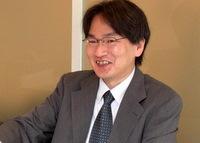 中央区 行政書士 小松原行政書士事務所の小松原祥一先生を取材!! 写真