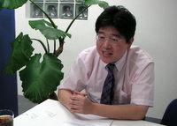 中野区 行政書士 雫行政書士法務事務所の近藤総一先生を取材!! 写真