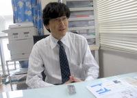 町田市 行政書士 松村行政書士事務所の松村裕哉先生!! 写真